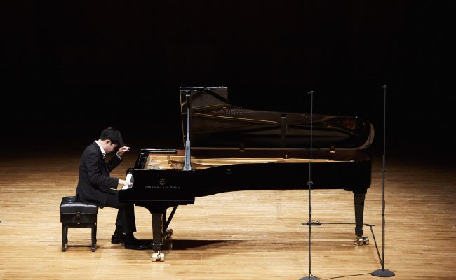 The Korea Herald : A young pianist with an old, romantic soul
