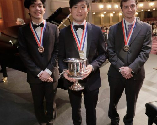 New York Times: Yekwon Wins the Van Cliburn Competition