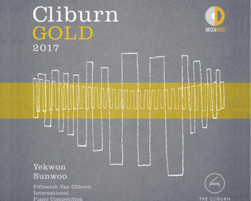 Cliburn Gold 2017 Album on Decca Gold