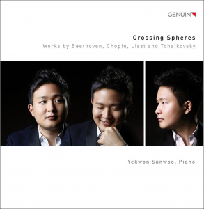 Yekwon Sunwoo Crossing Spheres Album