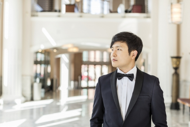 Pianist Yekwon Sunwoo in Hall