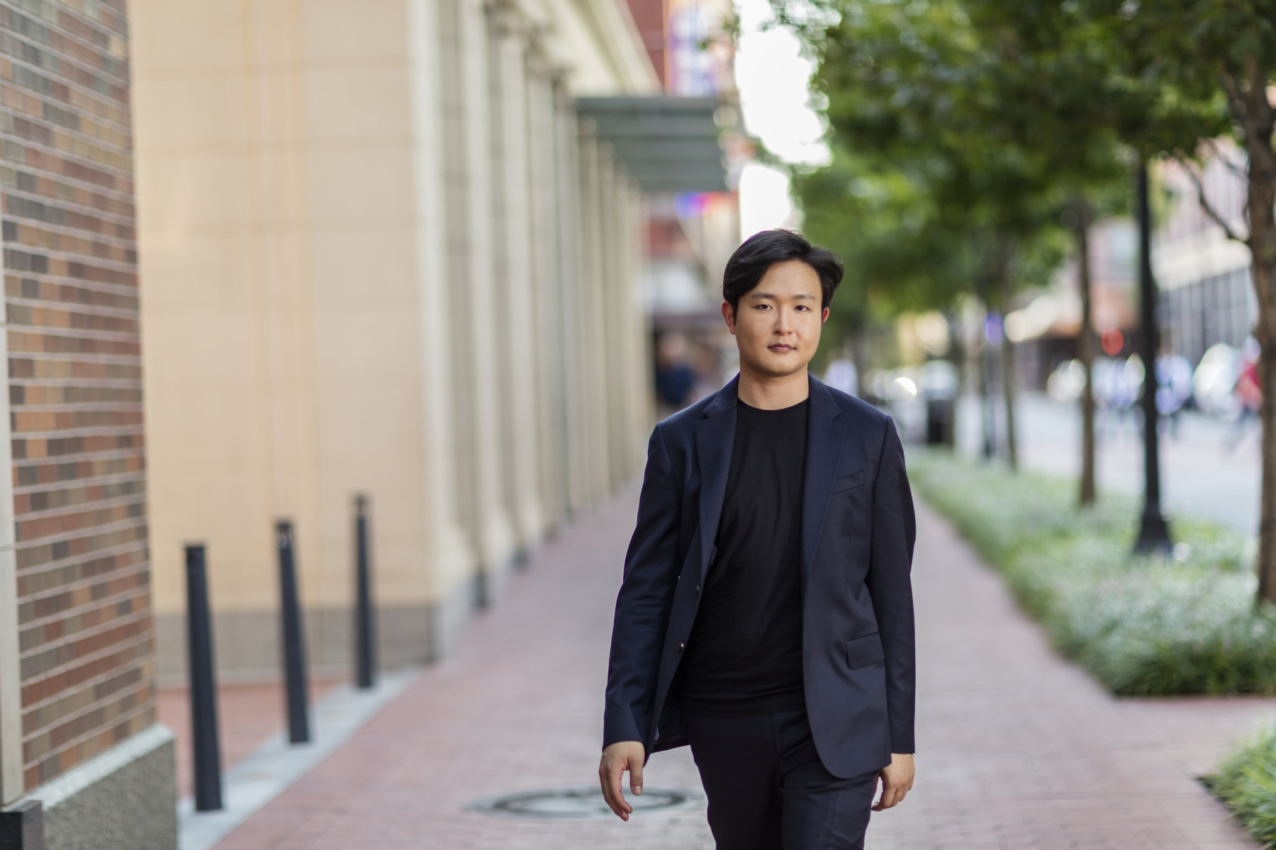 Mercury News: Superstar Korean pianist, modest as ever