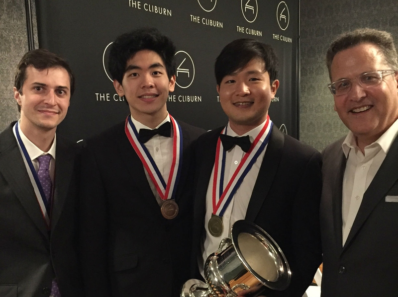 WQXR Presents the 2017 Van Cliburn International Piano Competition Winners