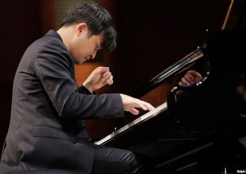 Yekwon Sunwoo at the Cliburn