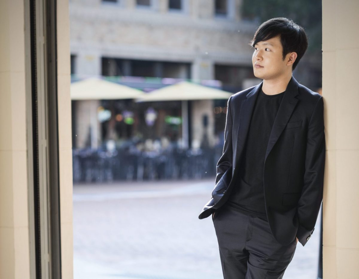 Yonhap Interview: Award-winning pianist Sunwoo Yekwon dreams of conveying true emotions