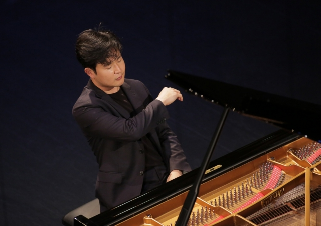 Yekwon Sunwoo Playing in Cliburn Preliminary Round