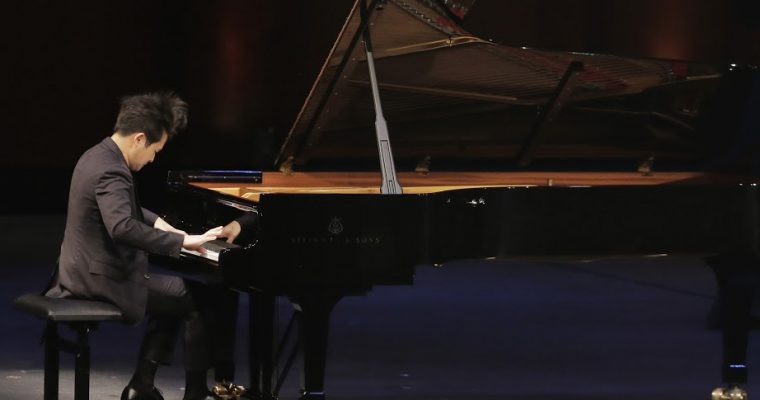 Yekwon Sunwoo at the Cliburn 2017