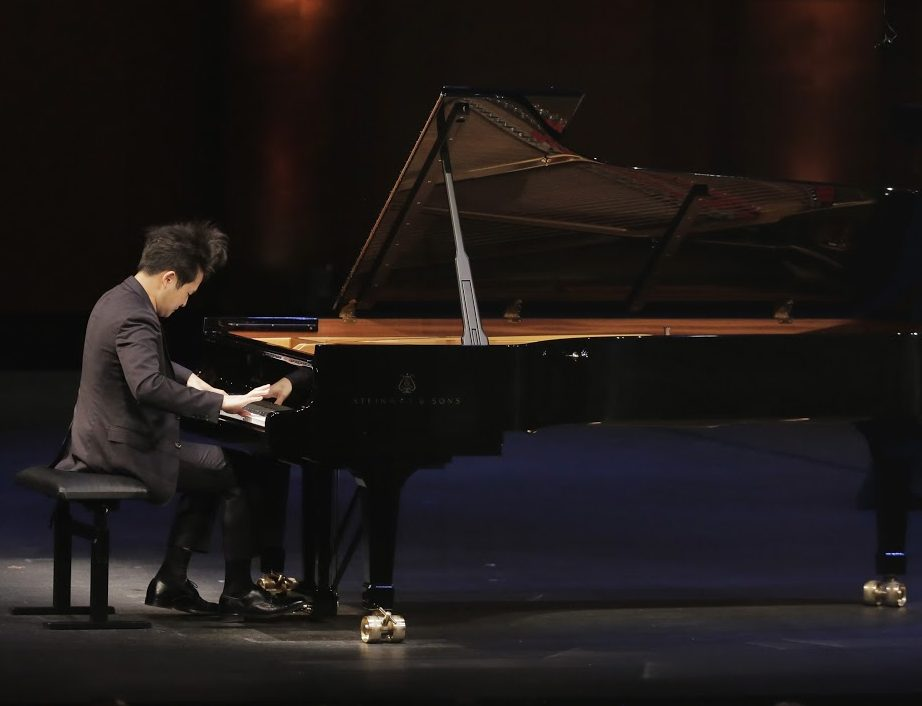 International Piano: Portland Piano International Review