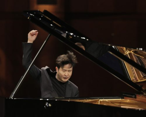 Cliburn Quarterfinal Round Tuesday