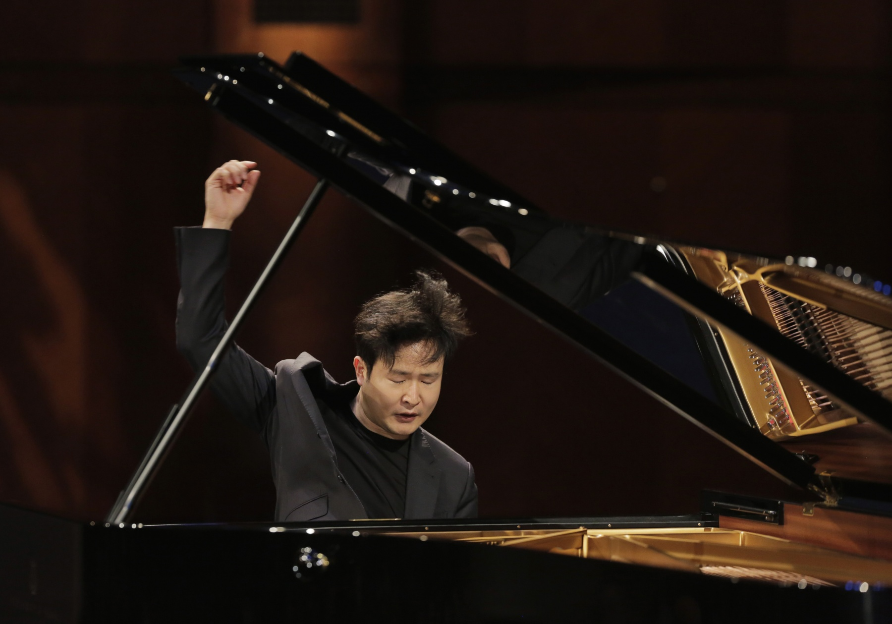 Yekwon Sunwoo Playing in Cliburn Quarterfinal Round